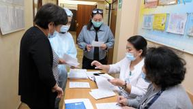 Satbayev University launched mass vaccination of employees and students